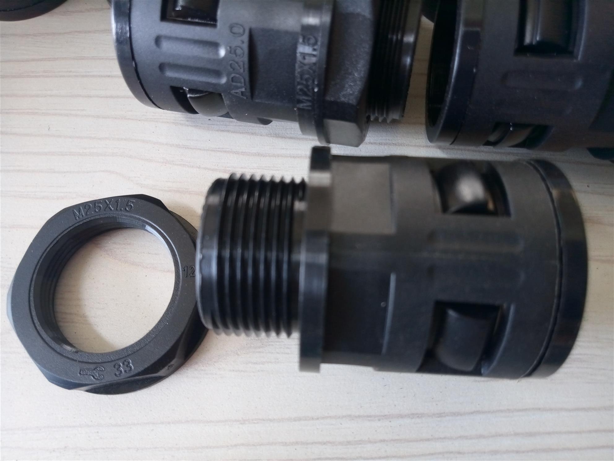 北京塑料波纹管接头厂家