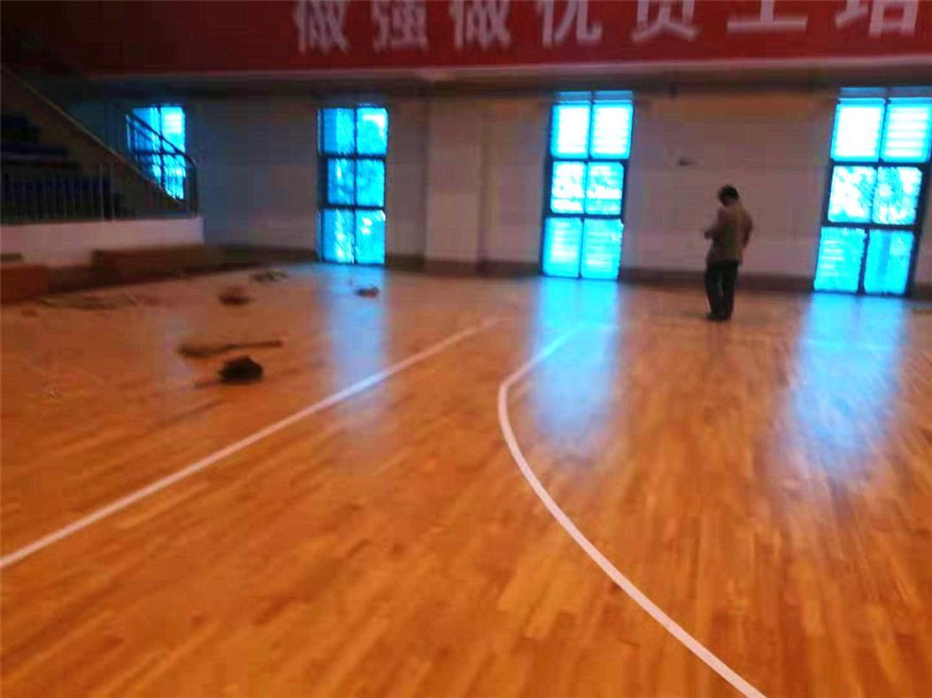贵阳定制舞台木地板