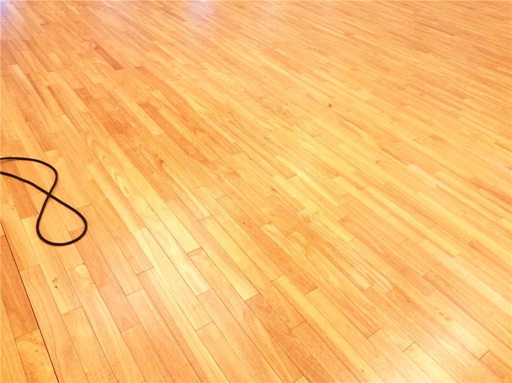 固原礼堂舞台木地板