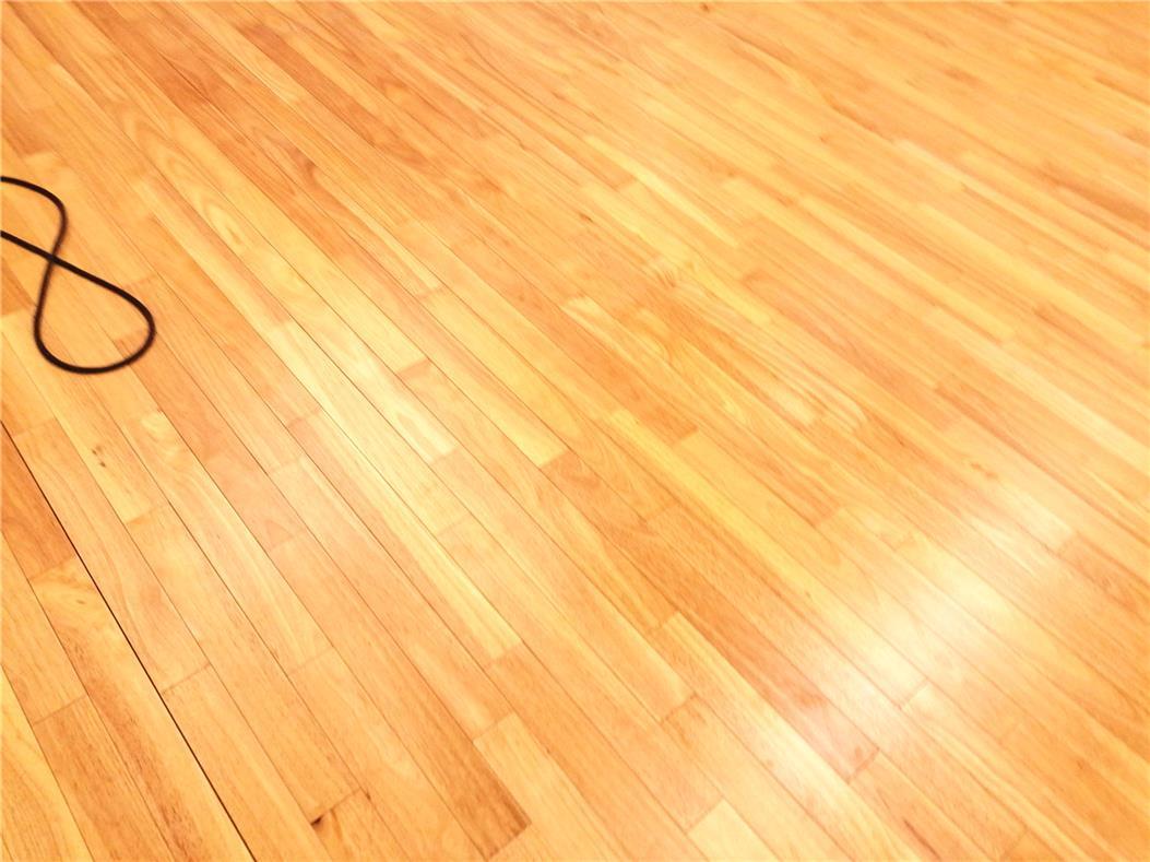 河池礼堂舞台木地板