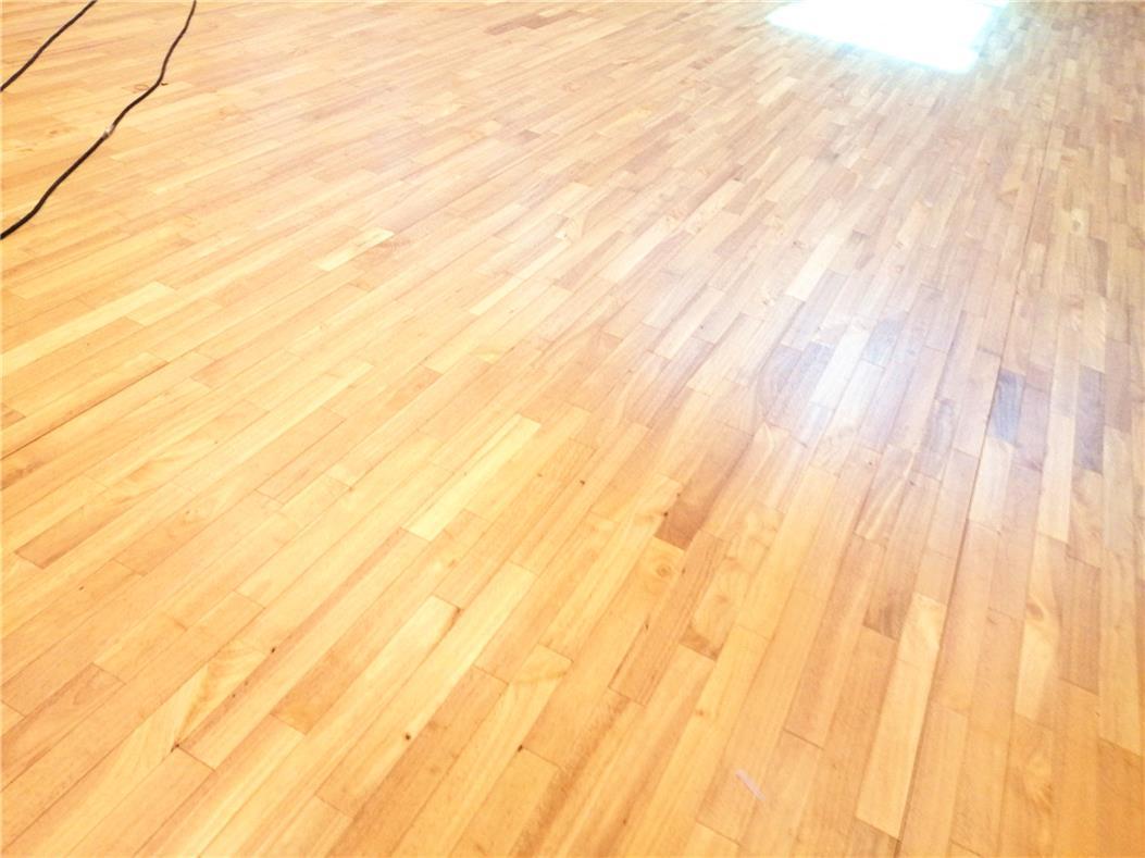 百色标准舞台木地板