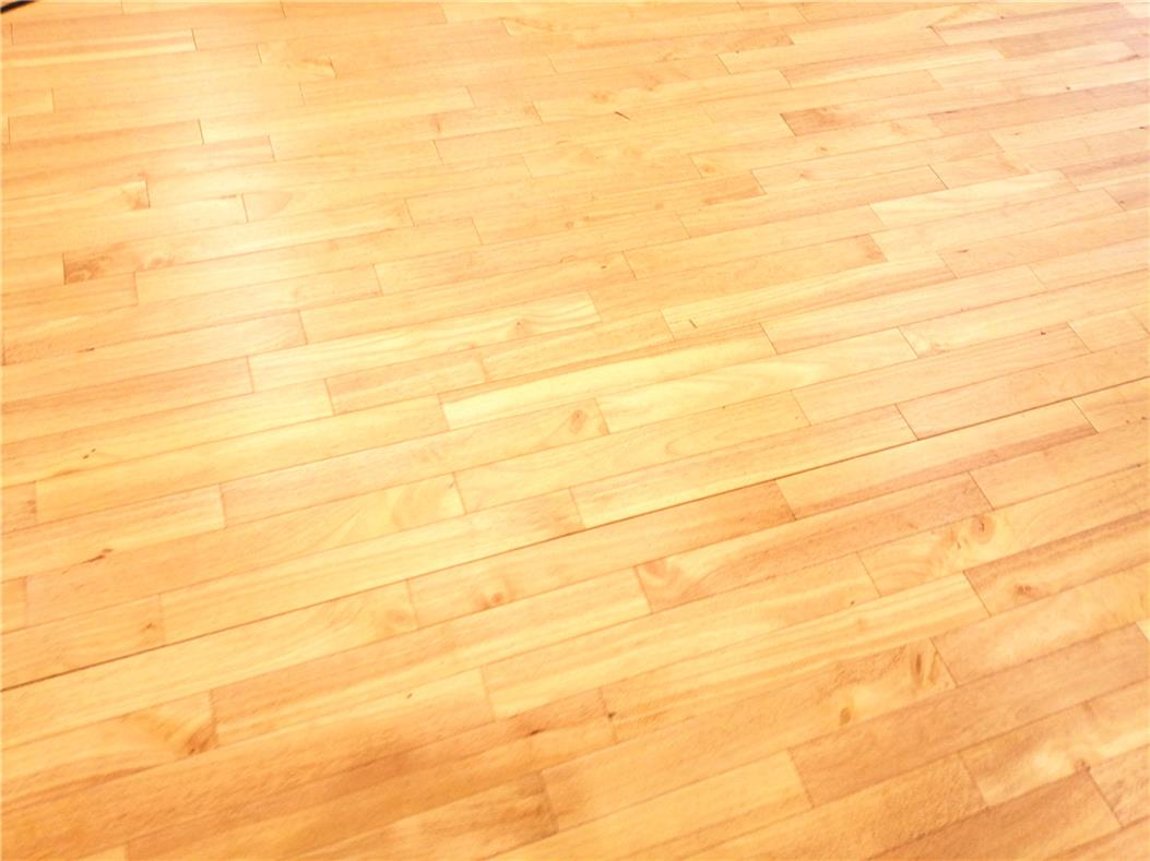 广西礼堂舞台木地板