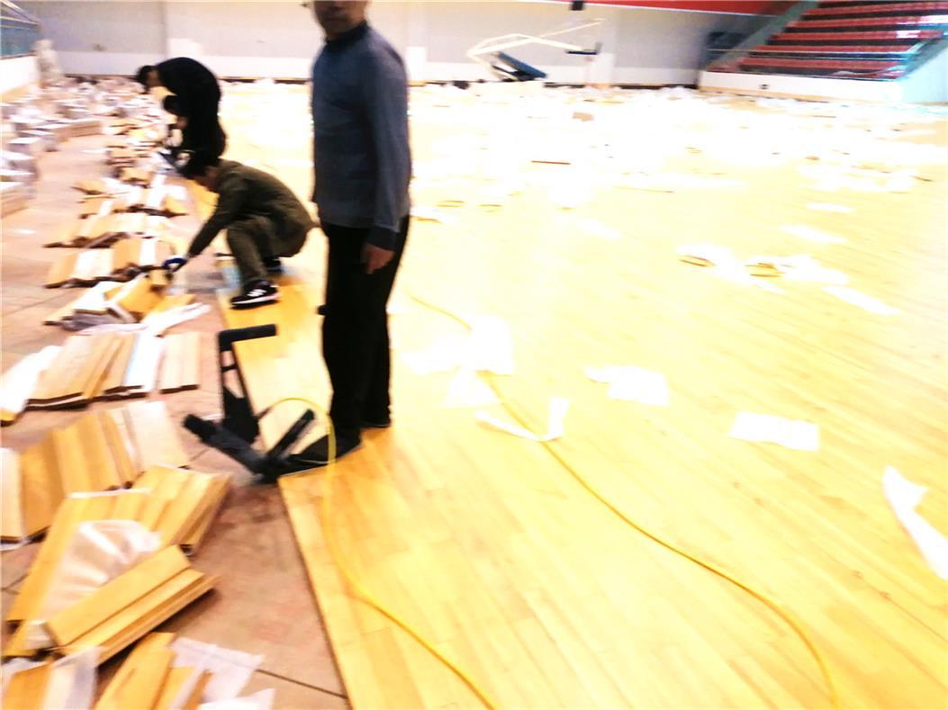 茂名舞台木地板
