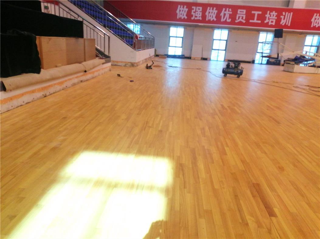 甘孜标准舞台木地板