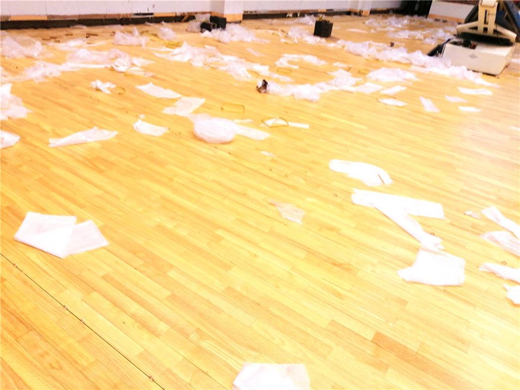 汉中定制舞台木地板