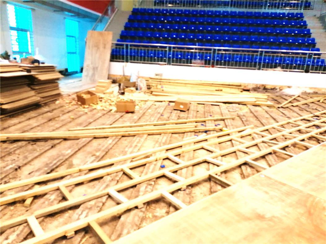 海西定制舞台木地板