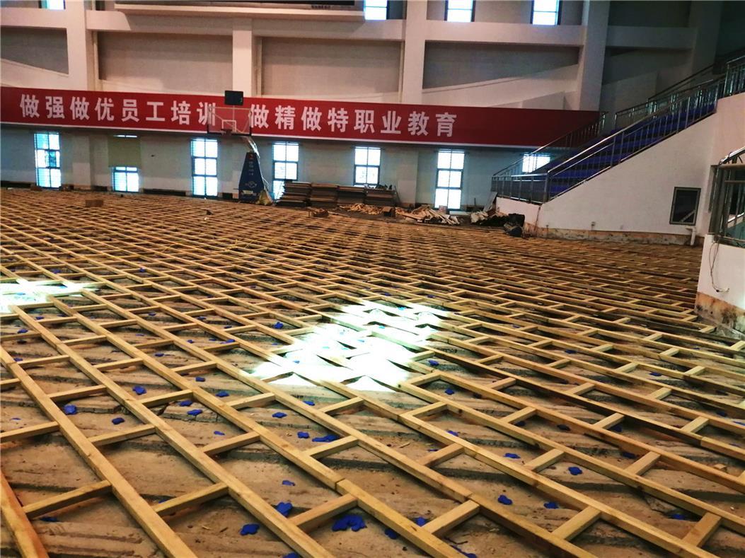 淮安标准舞台木地板