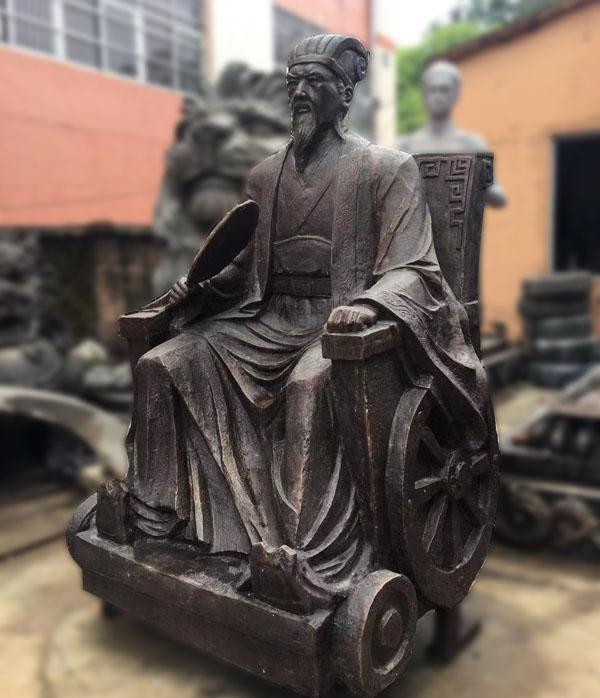 九江铜雕定制