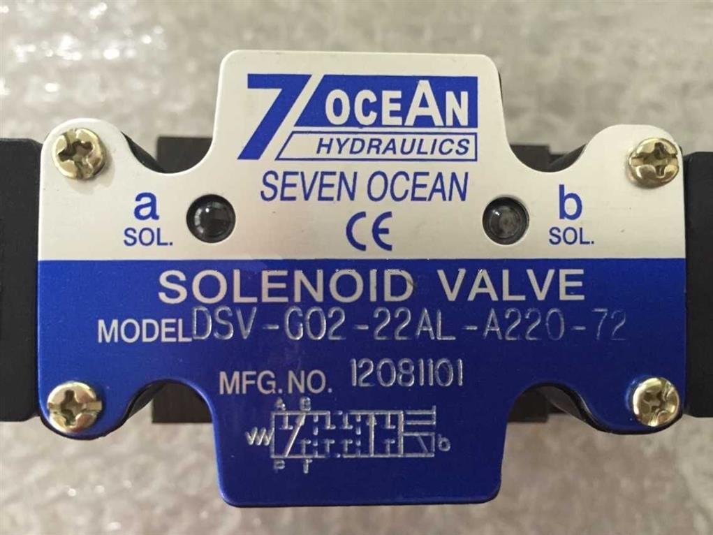 7OCEAN七洋DSD-G03-5B-DC24-82液压阀 产量大 耗能低