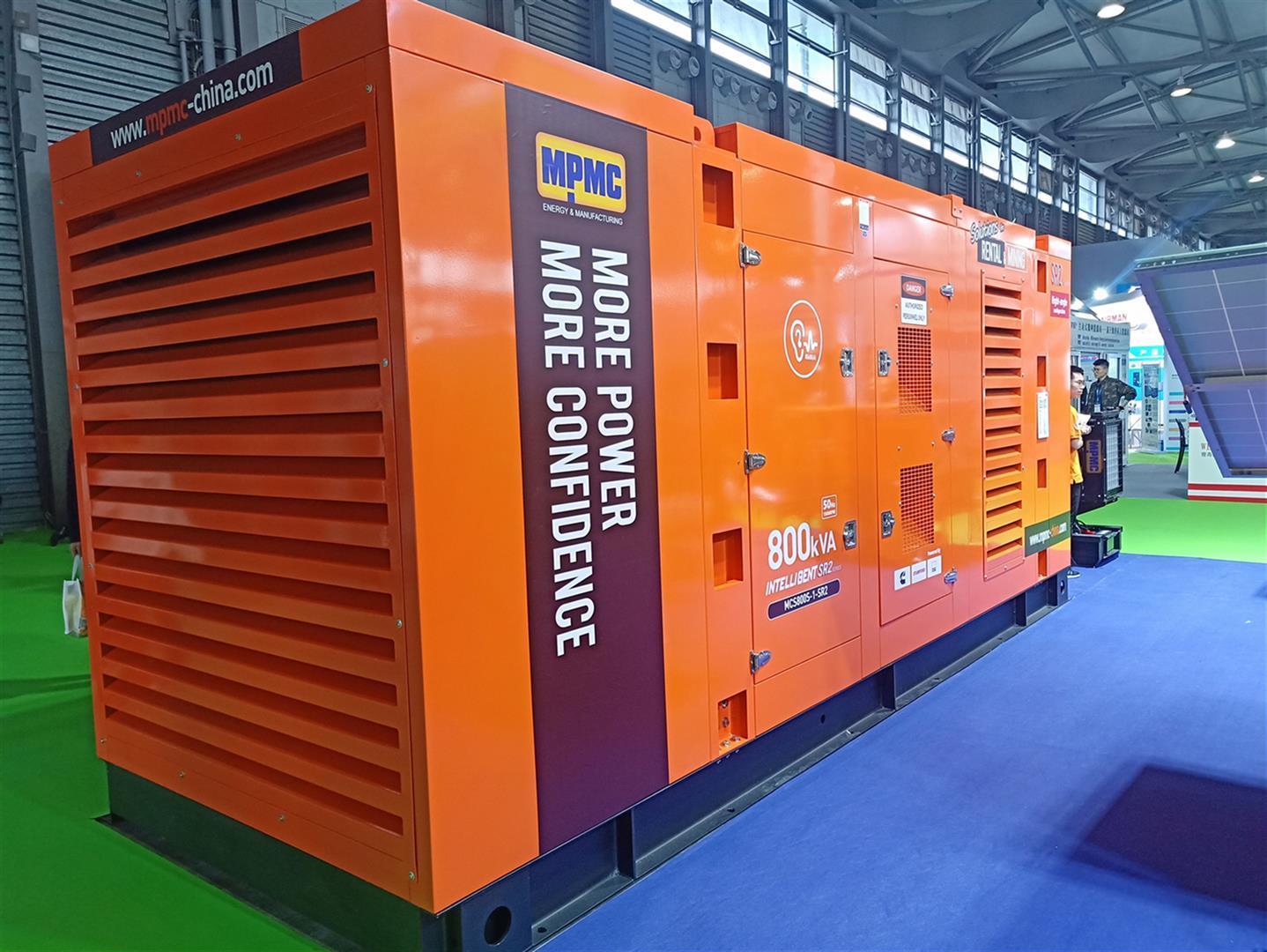 西安2000千瓦发电机