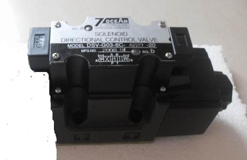 7OCEAN七洋DSD-G03-1B-A220-82液压阀 工艺精良 性能优异