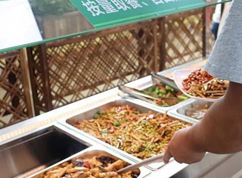 惠东饭堂承包蔬菜配送公司电话