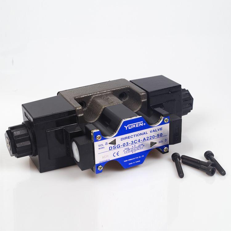 YUKEN油研DSG-03-2B2-A120-N1-50液压元件 液压阀 敬请致电