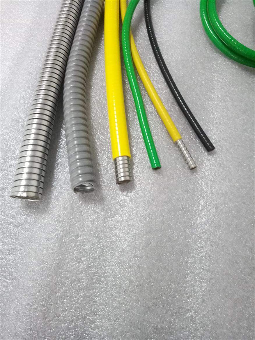 威海双扣光纤铠甲护管定制