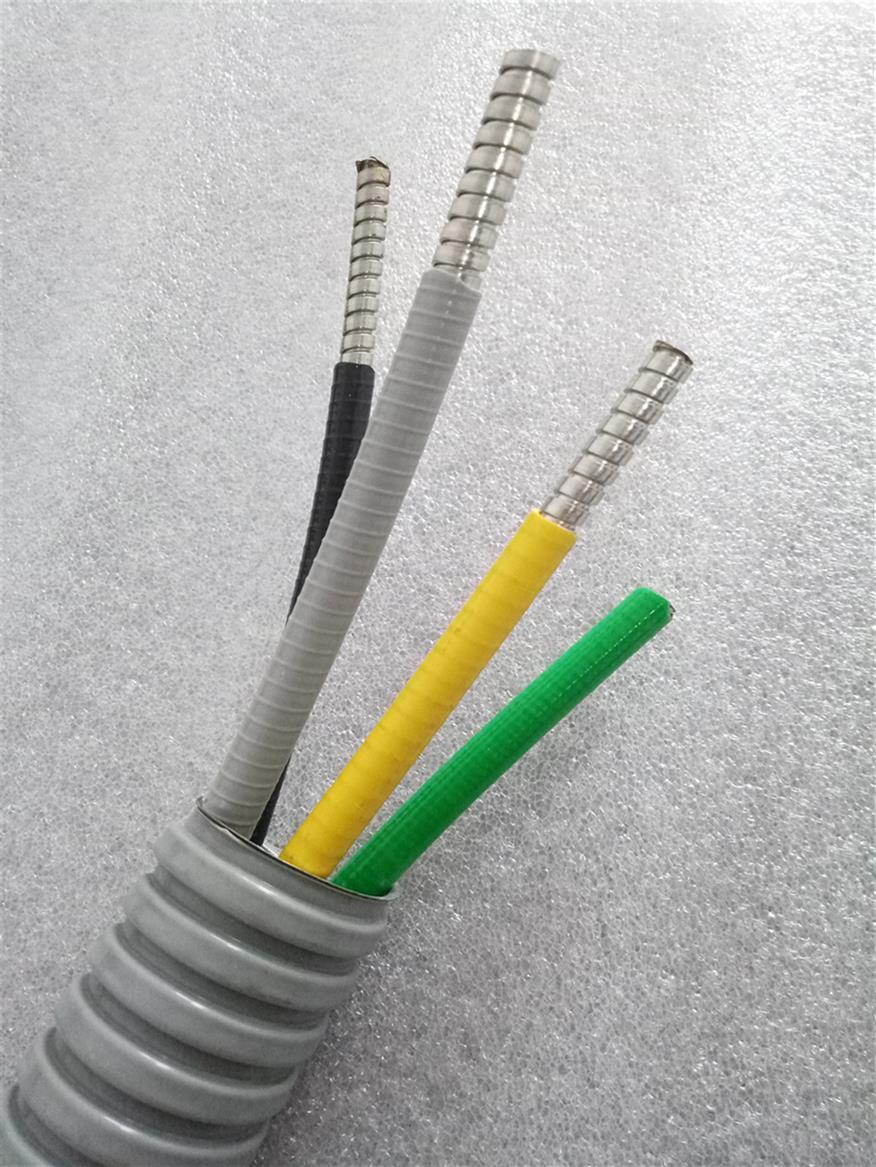 常德国产双扣光纤铠甲护管
