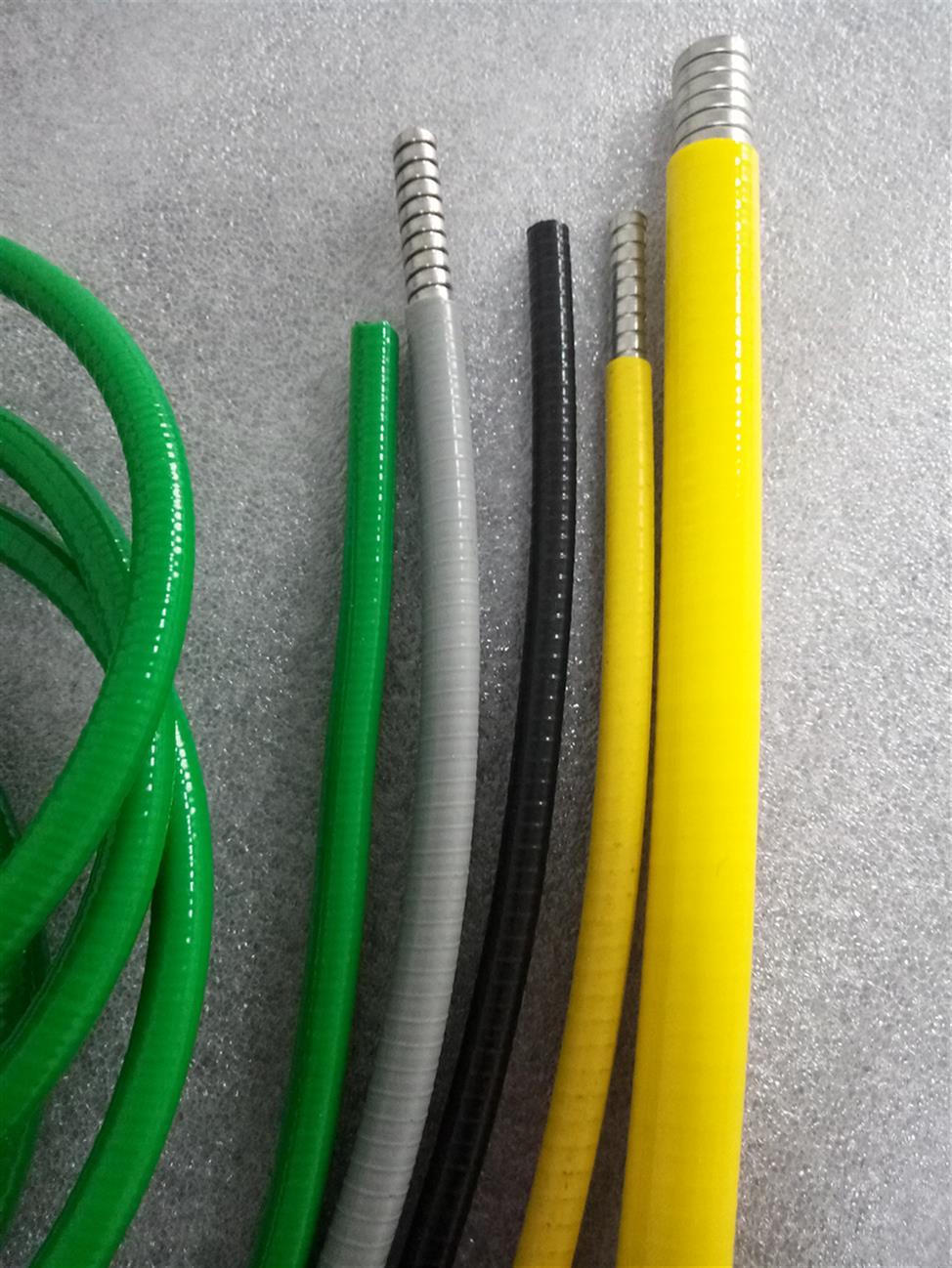 滁州双扣光纤铠甲护管生产厂家