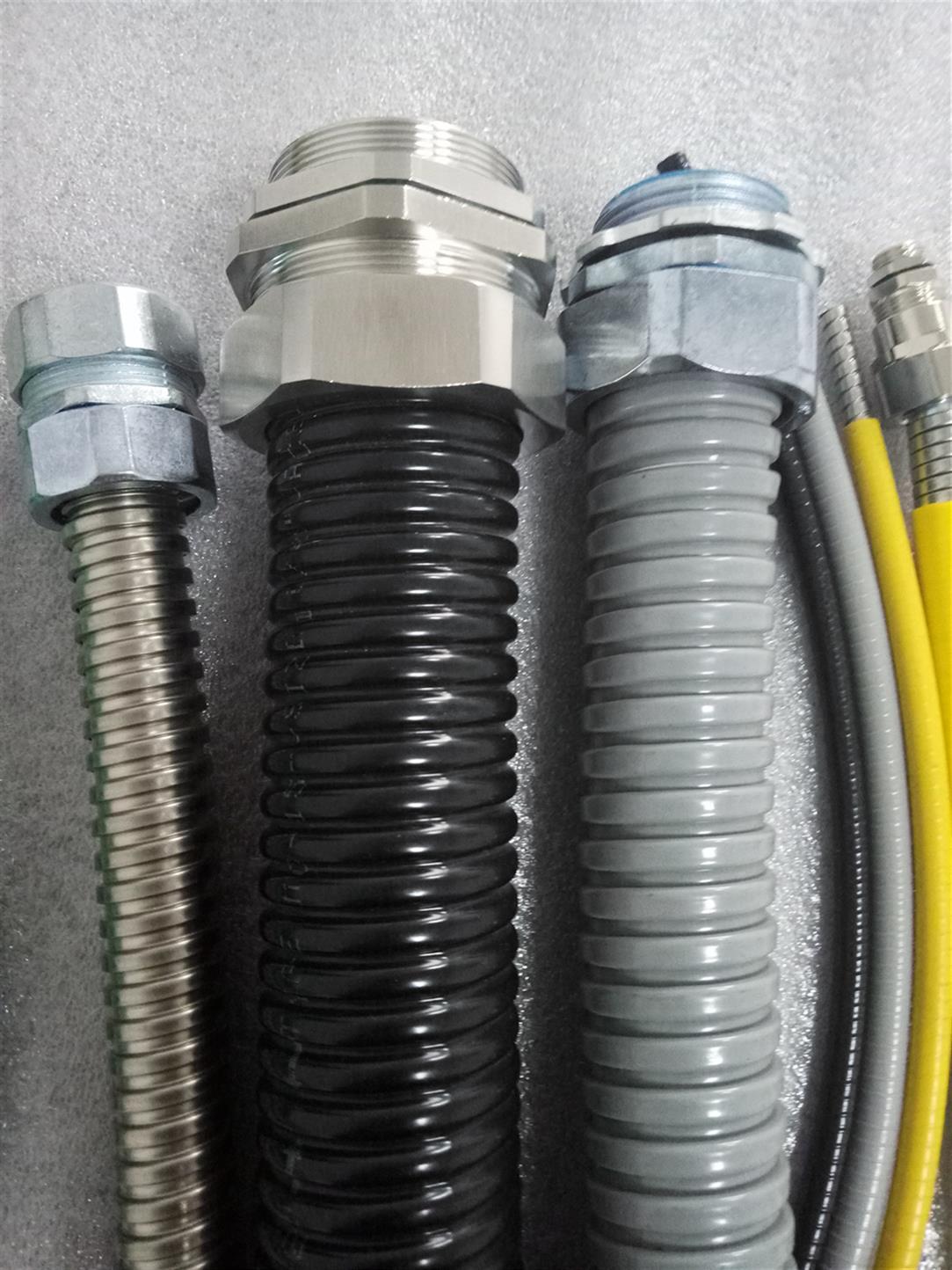 国标双扣光纤铠甲护管规格