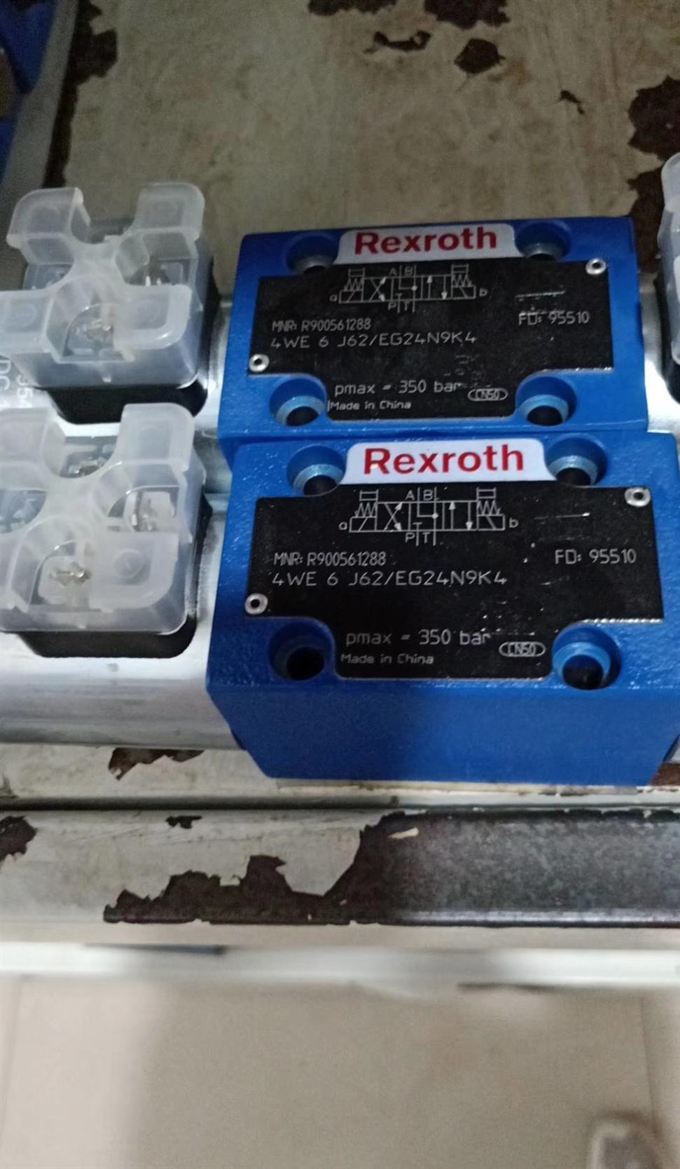 Rexroth力士乐电液阀4WEH10D4X/6EW230N9ETK4 免费咨询