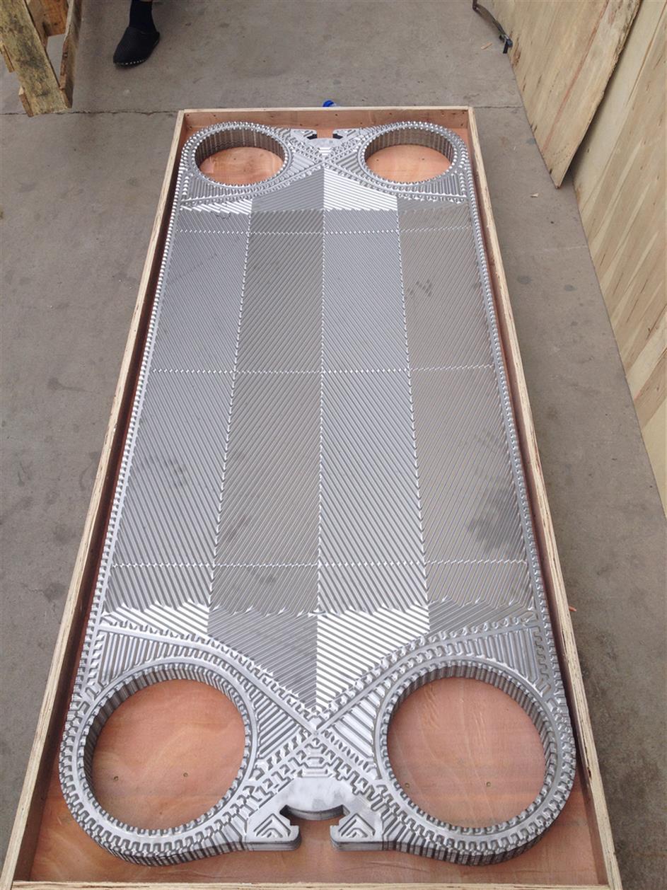 甘肅板式換熱器板片廠家