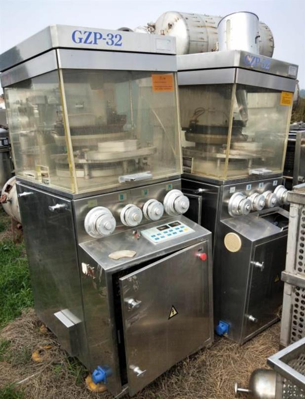 杭州回收压片机二手压片机