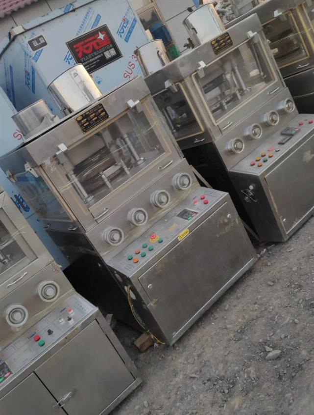 东莞回收压片机二手压片机