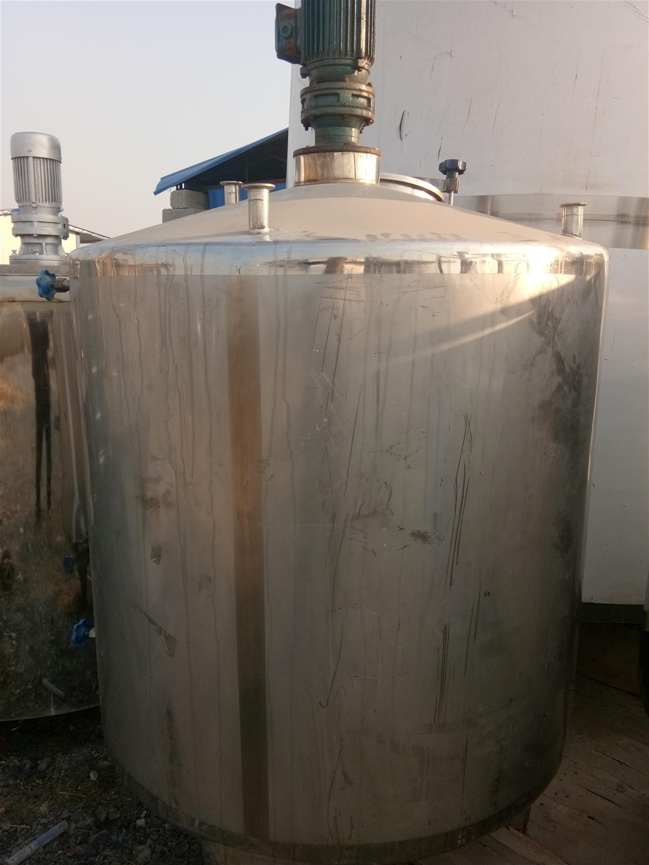 合肥二手不锈钢搅拌罐厂家