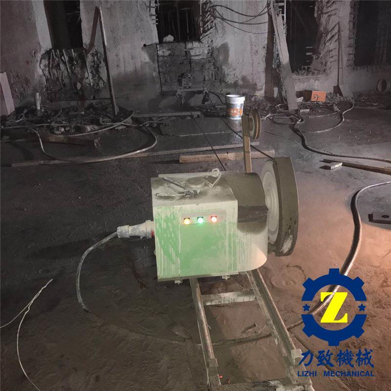 房屋保护性拆除机械电动绳锯机