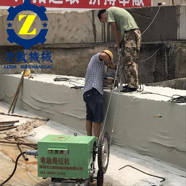 深圳进口电动绳锯机报价