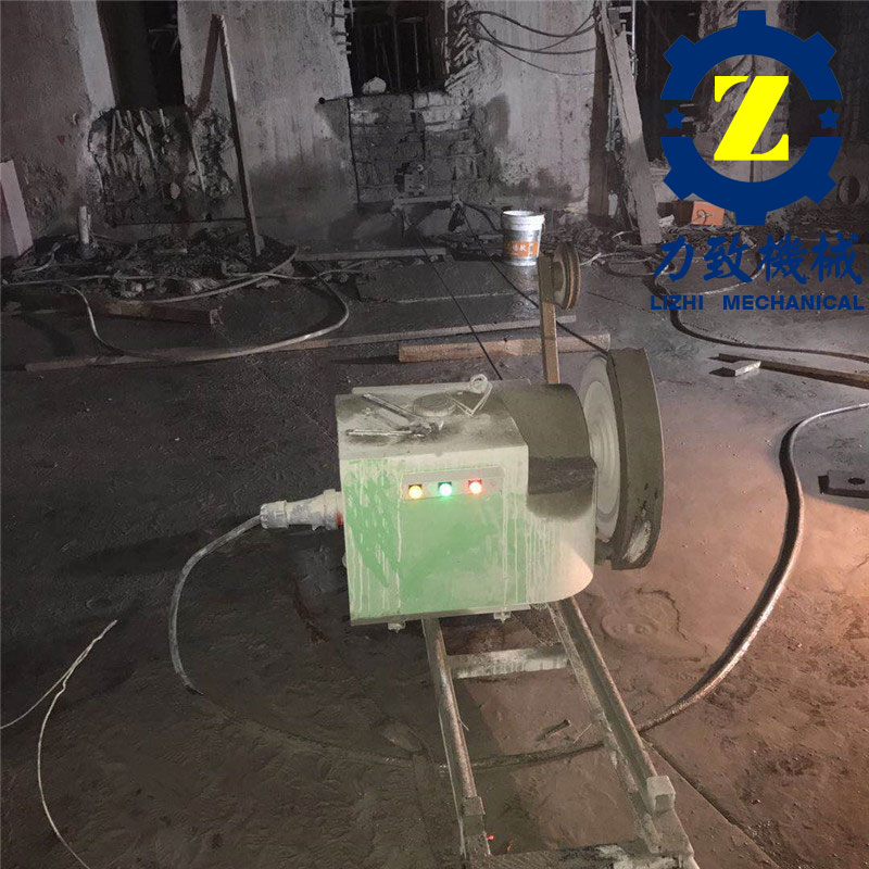 天津高速桥拆除设备电动绳锯机