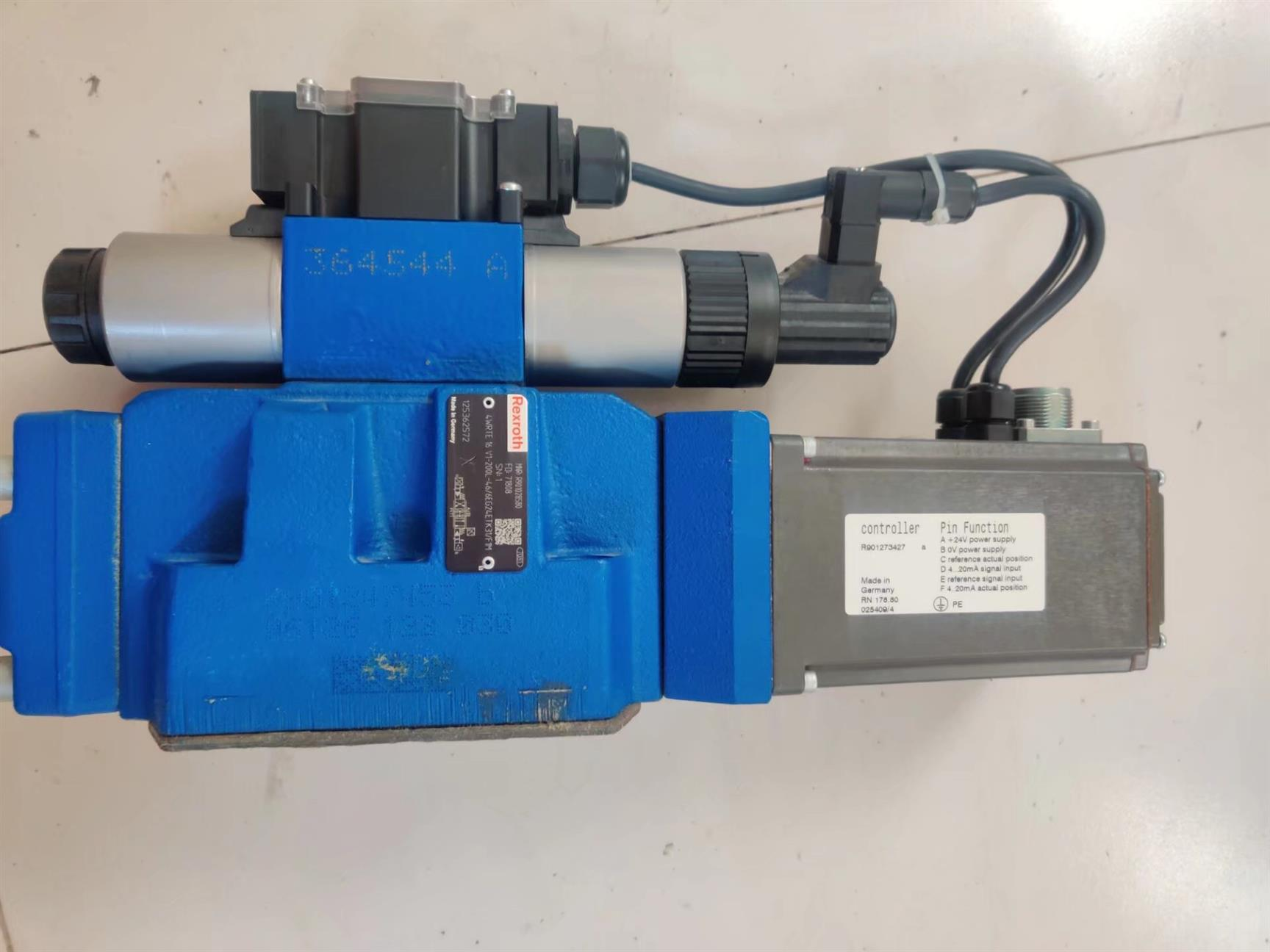 Rexroth力士乐DREM10-5X/315YG24K31V溢流阀 精心打造