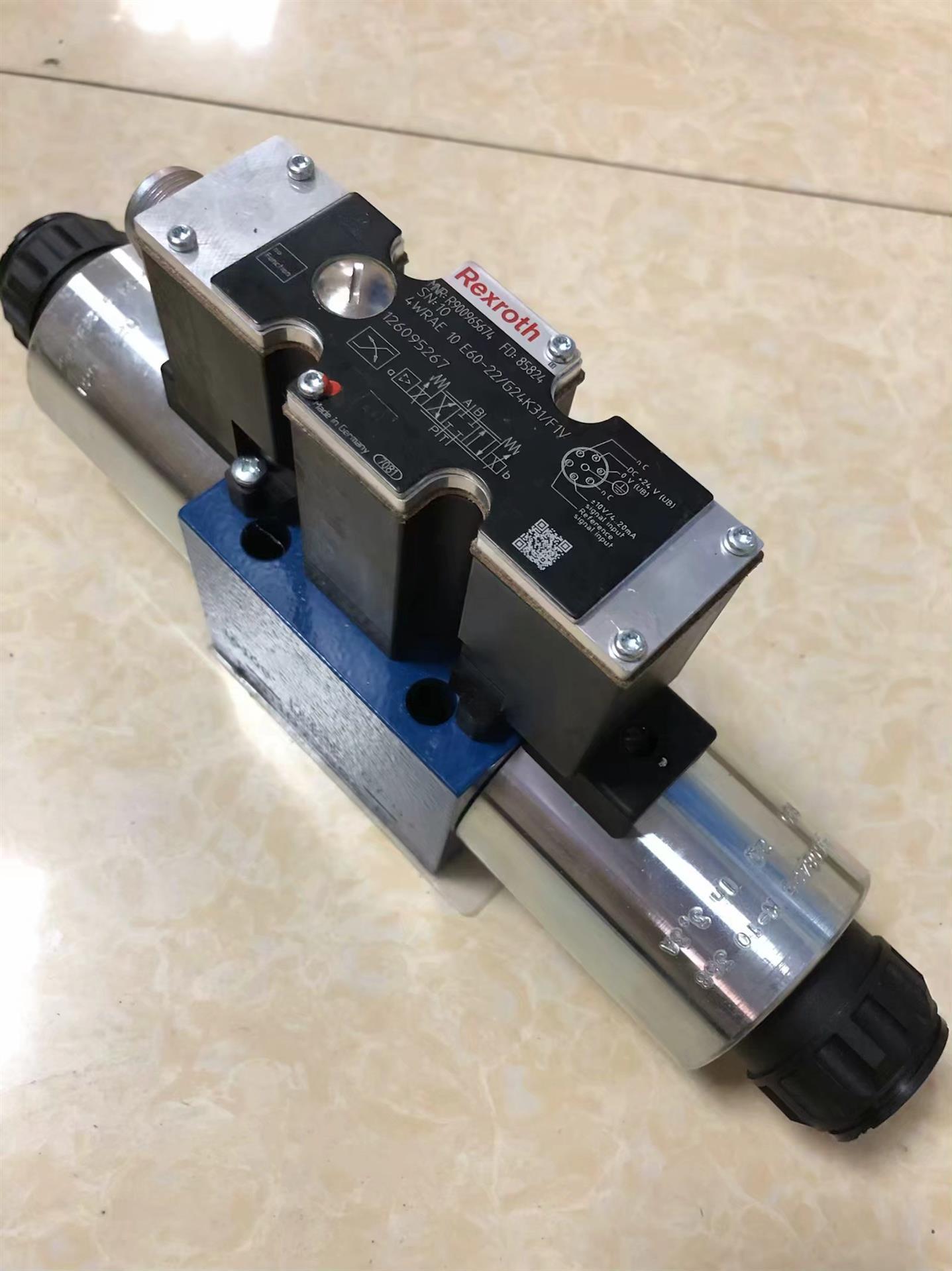 Rexroth比例减压阀DREE20-5X/100YMG24K31M