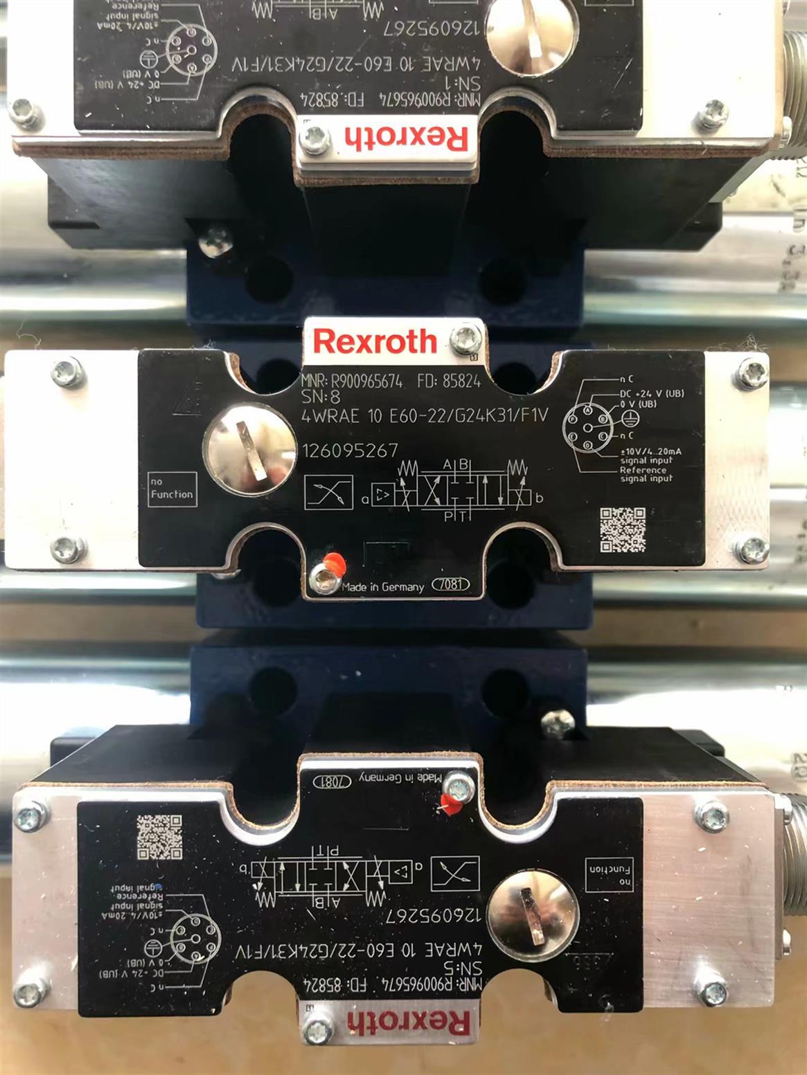 Rexroth力士乐DBDS10P1X/200溢流阀R900424157 诚信服务