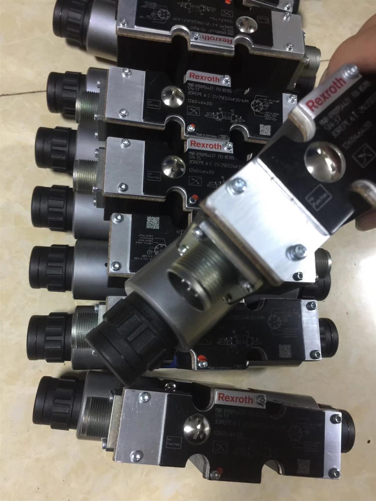 Rexroth力士乐DBDH8G1X/315溢流阀R900428386 欢迎来电咨询