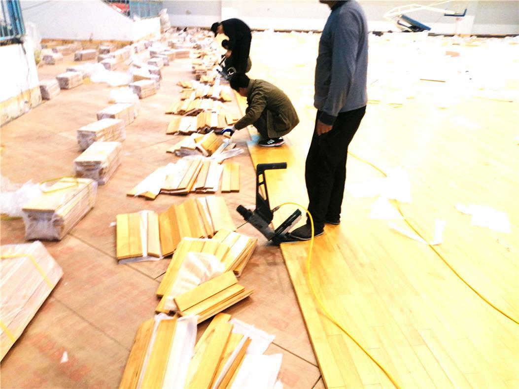 乌海乒乓球木地板