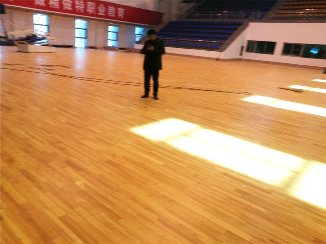 贵州初中乒乓球木地板