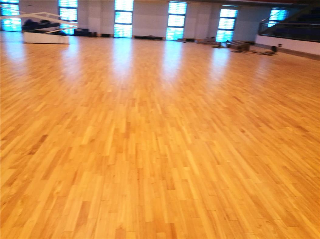 巢湖高中乒乓球木地板