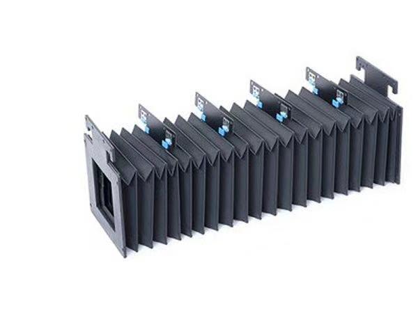 吳江機床防護罩維修定做_太倉機床鋼板防護罩廠家