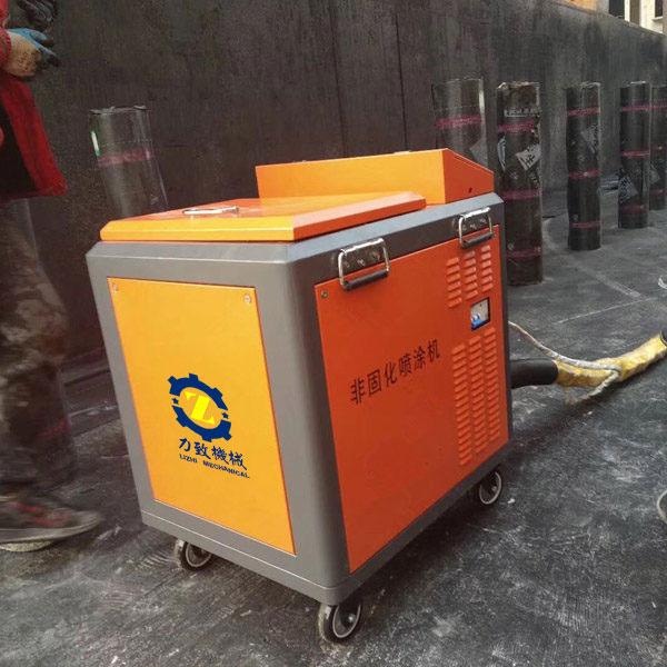 常州防水设备非固化喷涂机报价
