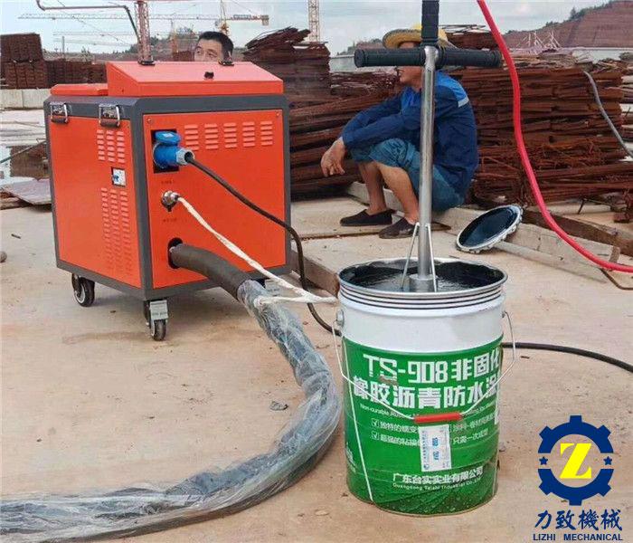 南宁高铁防水设备非固化喷涂机