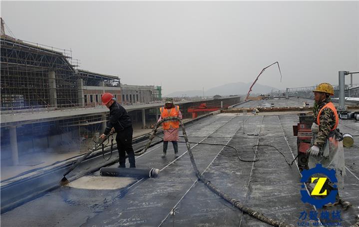 宁波地铁防水设备非固化喷涂机厂家