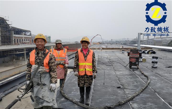 郑州屋面防水设备非固化喷涂机
