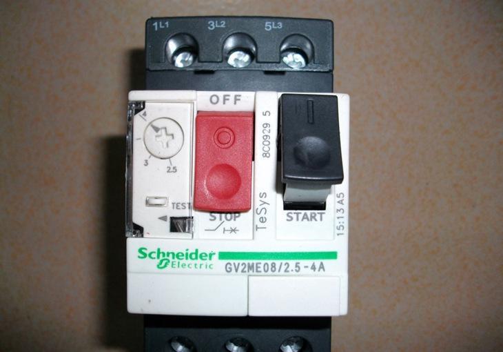 GV2ME04C施耐德總代理施耐德電機保護斷路器特價銷售