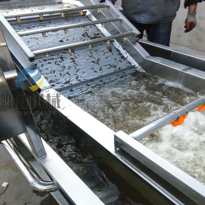 赤峰豆干包装袋清洗机