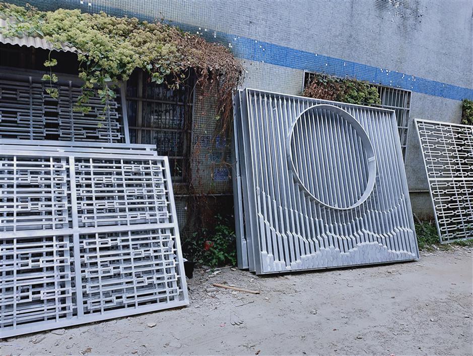 惠州铝窗花厂家