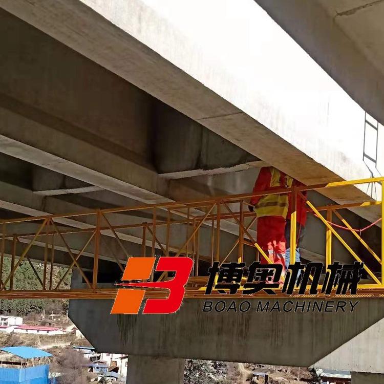 东莞桥梁施工吊篮施工图
