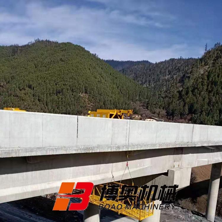 佛山桥梁施工吊篮的类型
