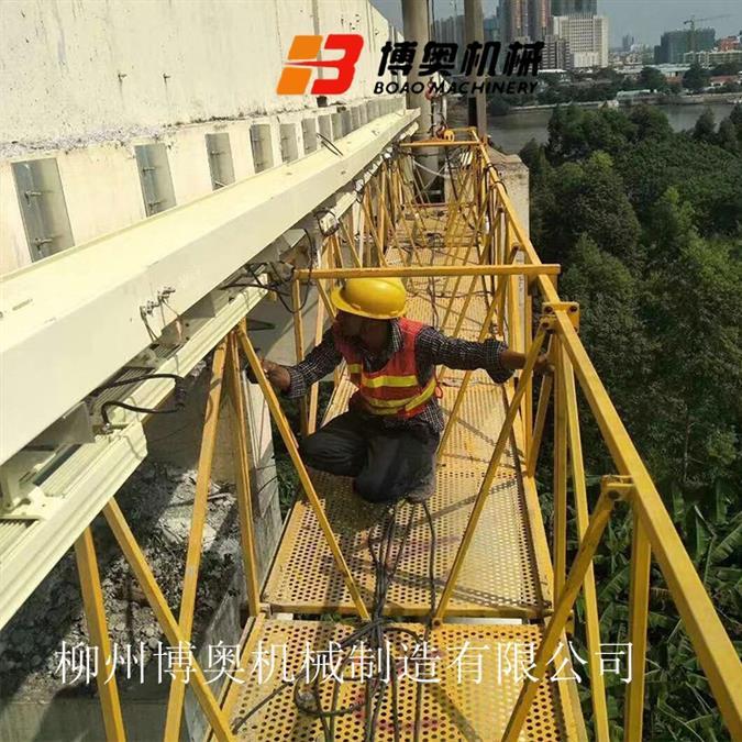 泉州方便的桥梁施工吊篮视频