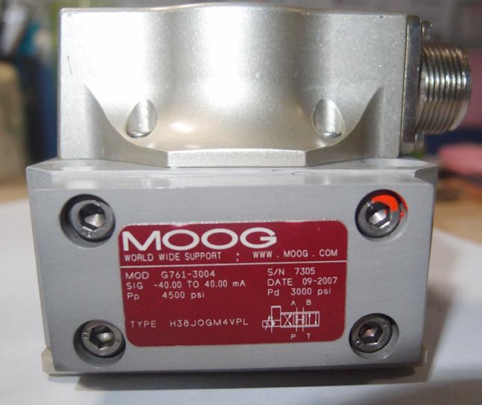 MOOG穆格伺服阀D791-4048/S10JXQB6VSX2-B 价格优惠