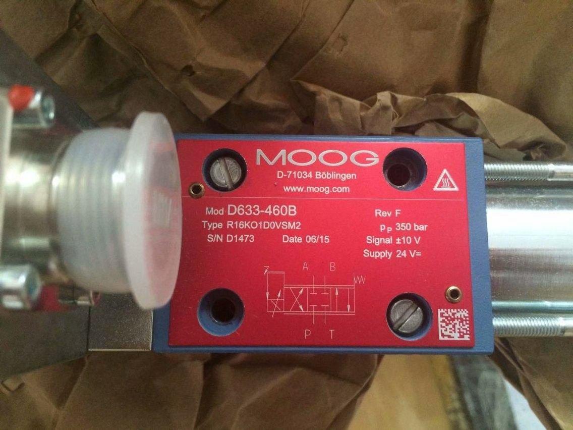 MOOG穆格伺服阀G464-904A