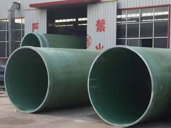 玻璃鋼管道的分類及對接方法